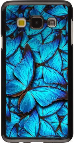 Coque Galaxy A3 (2015) - Papillon bleu