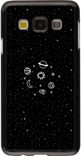 Coque Galaxy A3 (2015) - Space Doodle