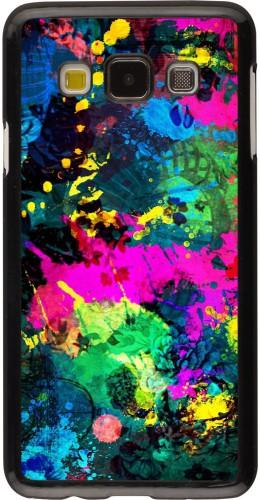 Coque Samsung Galaxy A3 (2015) - splash paint