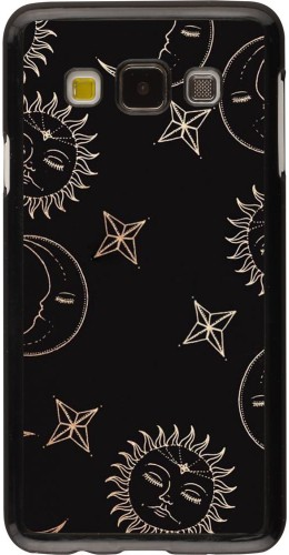 Coque Samsung Galaxy A3 (2015) - Suns and Moons