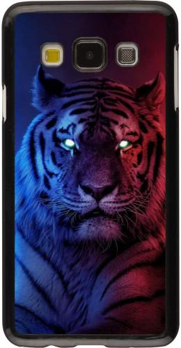 Coque Samsung Galaxy A3 (2015) - Tiger Blue Red