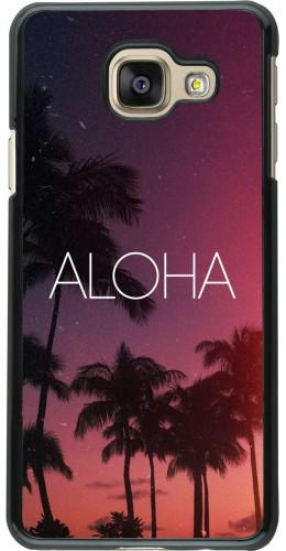 Coque Samsung Galaxy A3 (2016) - Aloha Sunset Palms