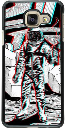 Coque Samsung Galaxy A3 (2016) - Anaglyph Astronaut