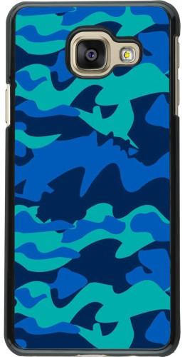 Coque Samsung Galaxy A3 (2016) - Camo Blue