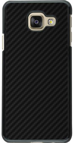 Coque Samsung Galaxy A3 (2016) - Carbon Basic