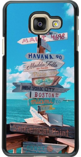 Coque Samsung Galaxy A3 (2016) - Cool Cities Directions