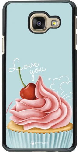 Coque Samsung Galaxy A3 (2016) - Cupcake Love You