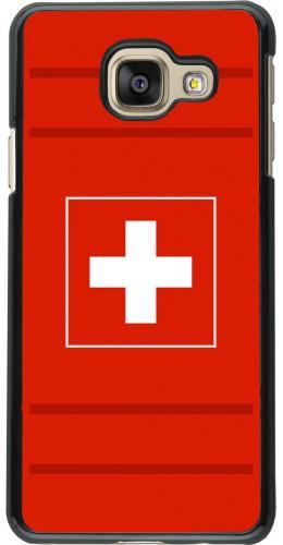 Coque Samsung Galaxy A3 (2016) - Euro 2020 Switzerland