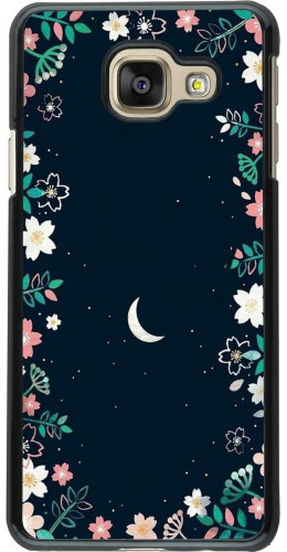 Coque Samsung Galaxy A3 (2016) - Flowers space