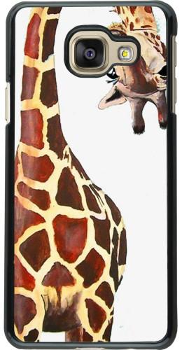 Coque Samsung Galaxy A3 (2016) - Giraffe Fit