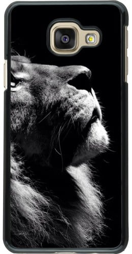 Coque Galaxy A3 (2016) - Lion looking up