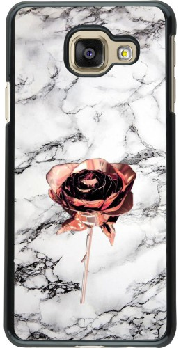 Coque Samsung Galaxy A3 (2016) - Marble Rose Gold
