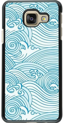 Coque Samsung Galaxy A3 (2016) - Ocean Waves