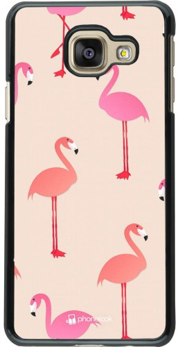 Coque Samsung Galaxy A3 (2016) - Pink Flamingos Pattern