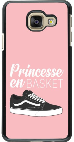 Coque Samsung Galaxy A3 (2016) - princesse en basket
