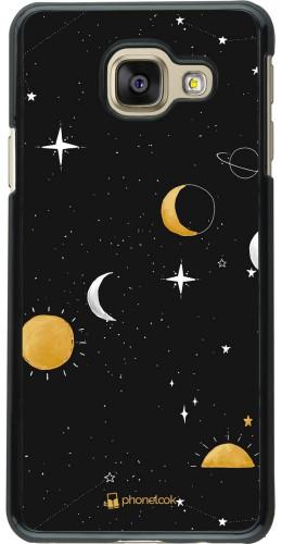 Coque Samsung Galaxy A3 (2016) - Space Vector
