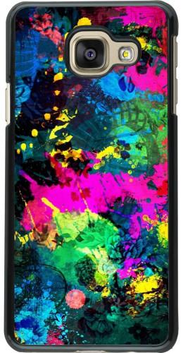 Coque Samsung Galaxy A3 (2016) - splash paint