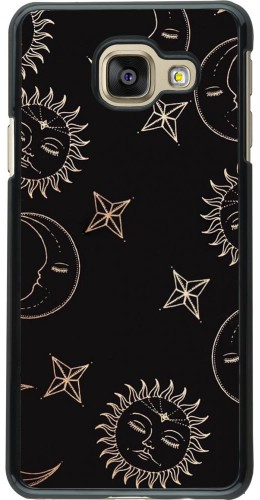 Coque Samsung Galaxy A3 (2016) - Suns and Moons
