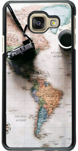 Coque Samsung Galaxy A3 (2016) - Travel 01