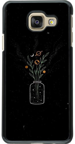 Coque Samsung Galaxy A3 (2016) - Vase black