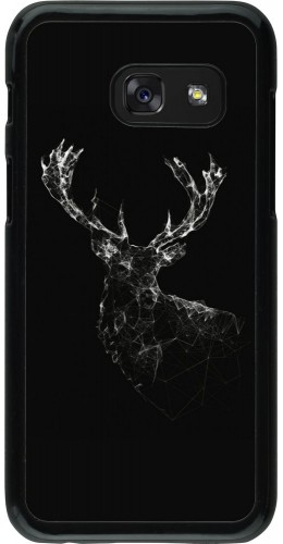 Coque Galaxy A3 (2017) - Abstract deer