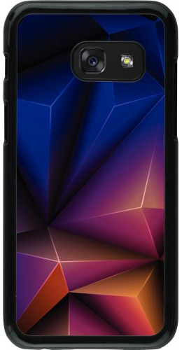 Coque Samsung Galaxy A3 (2017) - Abstract Triangles