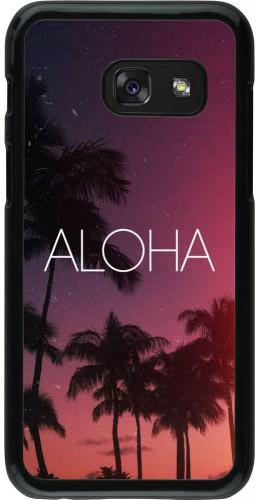 Coque Samsung Galaxy A3 (2017) - Aloha Sunset Palms