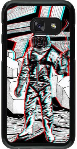Coque Samsung Galaxy A3 (2017) - Anaglyph Astronaut