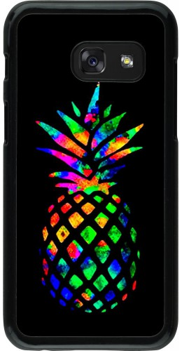 Coque Samsung Galaxy A3 (2017) - Ananas Multi-colors