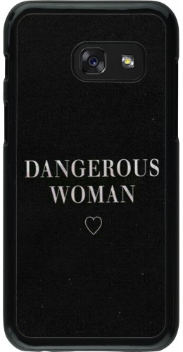 Coque Galaxy A3 (2017) - Dangerous woman