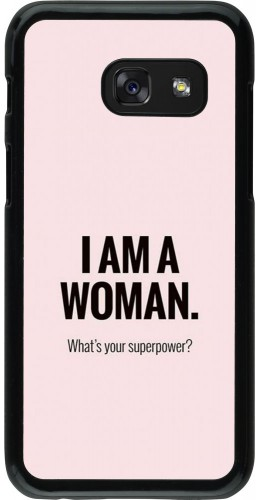 Coque Samsung Galaxy A3 (2017) - I am a woman