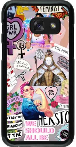 Coque Samsung Galaxy A3 (2017) - Girl Power Collage