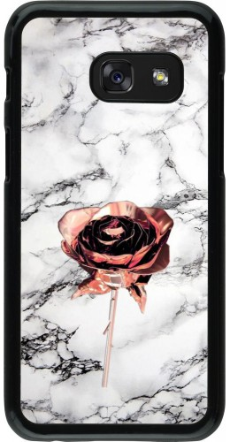 Coque Samsung Galaxy A3 (2017) - Marble Rose Gold
