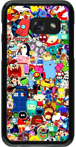 Coque Samsung Galaxy A3 (2017) - Mixed cartoons