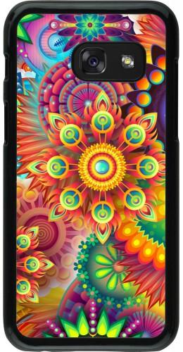 Coque Samsung Galaxy A3 (2017) - Multicolor aztec