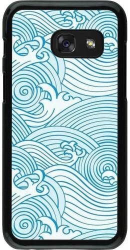 Coque Samsung Galaxy A3 (2017) - Ocean Waves