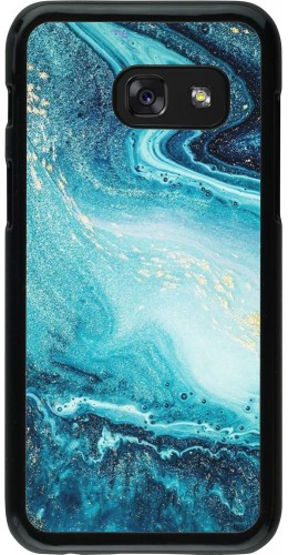 Coque Samsung Galaxy A3 (2017) - Sea Foam Blue