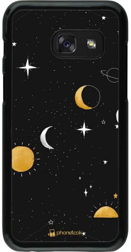 Coque Samsung Galaxy A3 (2017) - Space Vector
