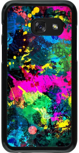 Coque Samsung Galaxy A3 (2017) - splash paint
