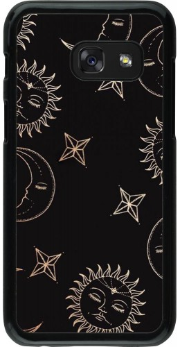 Coque Samsung Galaxy A3 (2017) - Suns and Moons