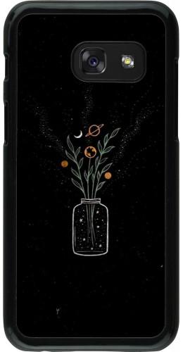 Coque Samsung Galaxy A3 (2017) - Vase black