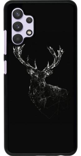 Coque Samsung Galaxy A32 - Abstract deer