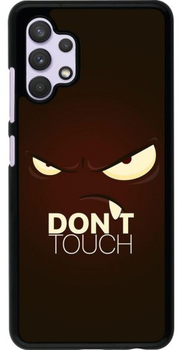 Coque Samsung Galaxy A32 - Angry Dont Touch
