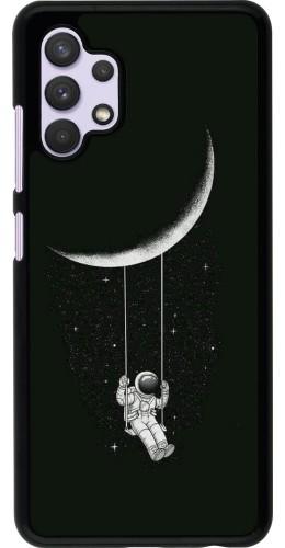 Coque Samsung Galaxy A32 - Astro balançoire