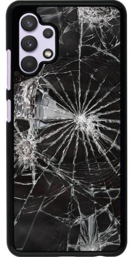Coque Samsung Galaxy A32 - Broken Screen