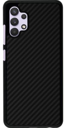 Coque Samsung Galaxy A32 - Carbon Basic