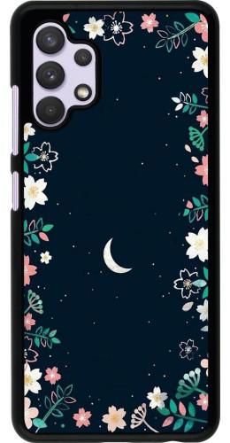 Coque Samsung Galaxy A32 - Flowers space
