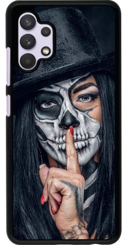 Coque Samsung Galaxy A32 - Halloween 18 19