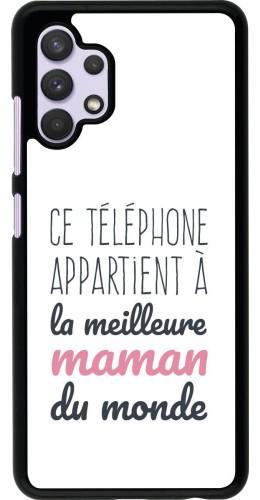 Coque Samsung Galaxy A32 - Mom 20 04