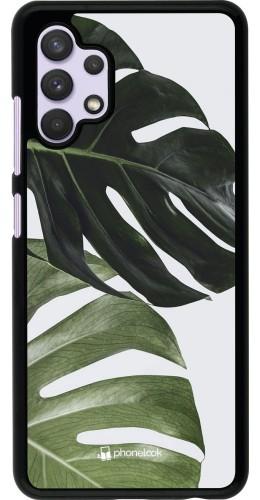 Coque Samsung Galaxy A32 - Monstera Plant